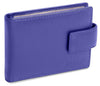 ROBYN Womens Real Leather Credit Card Holder with Tab | Minimalist | Gift Boxed SADDL-2033 - SADDLER ACCESSORIES