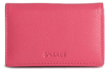 Load image into Gallery viewer, JESSICA Womens Real Leather Slim Credit Card Holder | Minimalist | Gift Boxed SADDL-2034 - SADDLER ACCESSORIES