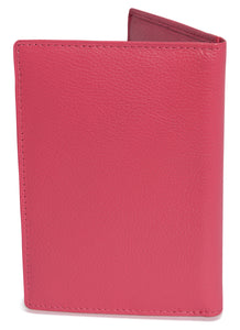 HARPER Womens Luxurious Leather Passport Holder | Travel Wallets | Gift Boxed SADDL-2037 - SADDLER ACCESSORIES