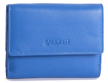 Load image into Gallery viewer, SOPHIE Womens Luxurious Leather Mini Purse Wallet | Designer Purse | Gift Boxed SADDL-2043 - SADDLER ACCESSORIES