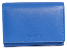 Load image into Gallery viewer, CHLOE Womens Genuine Leather Wallet Zipper Purse Coin Pocket | Credit Card Slot SADDL-2054 - SADDLER ACCESSORIES