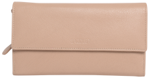 Load image into Gallery viewer, ELLA SADDLER Womens Large Leather Credit Card Wallet | Ladies Clutch Purse|Gift Boxed SADDL-2147 - SADDLER ACCESSORIES