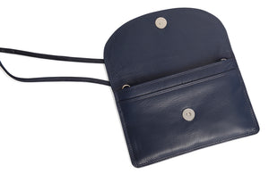 ISABELLE Womens Leather Cross Body Purse and Mag Snap Closure | Ladies Sling Bag SADDL-2301 - SADDLER ACCESSORIES
