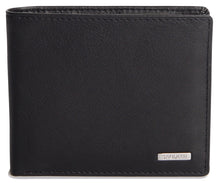 Load image into Gallery viewer, RILEY Mens Genuine Leather 3 Card Billfold Wallet with ID Window & Coin Purse - SADDLER ACCESSORIES