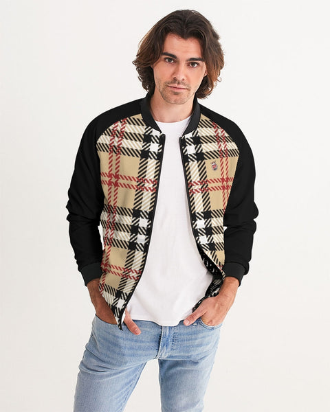 Lowkey Red Men's Bomber Jacket