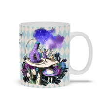 Load image into Gallery viewer, Alice and the Caterpillar Mug