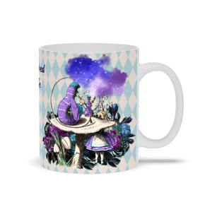 Alice and the Caterpillar Mug