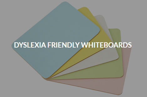 Dyslexia Friendly Whiteboards