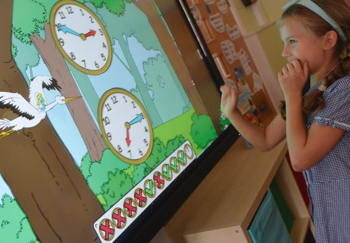 Clevertouch in education