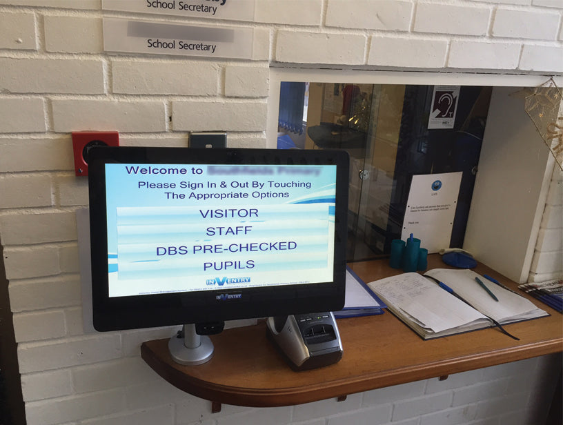 InVentry visitor management system image1