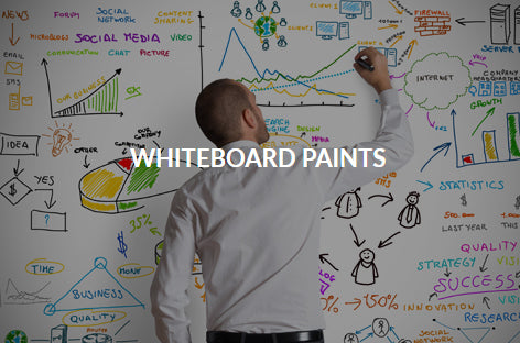 Whiteboard Paints