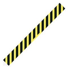 Floor Sticker - Hazard Lines