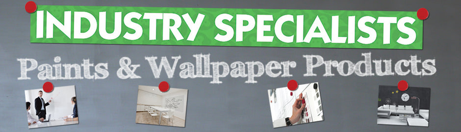 Paints & Wallpaper Products
