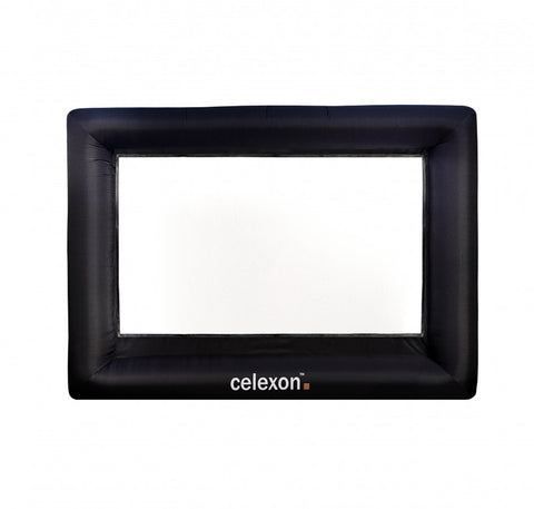 Celexon Inflatable Outdoor Projector Screen - Front View