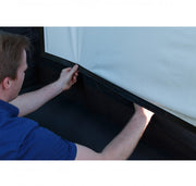 Celexon Inflatable Outdoor Projector Screen - Screen Setup