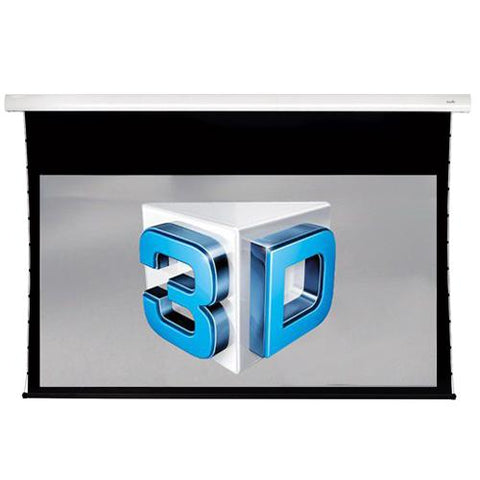 Sapphire 3D Tab Tensioned Electric Wall Screen