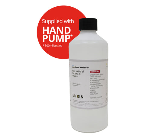 Alcohol-Free Hand Sanitiser
