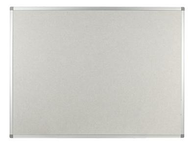 Aluminium Framed Polycolour FR Recycled Noticeboard