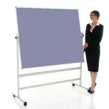 Blazemaster Revolving Noticeboard (Light Blue)