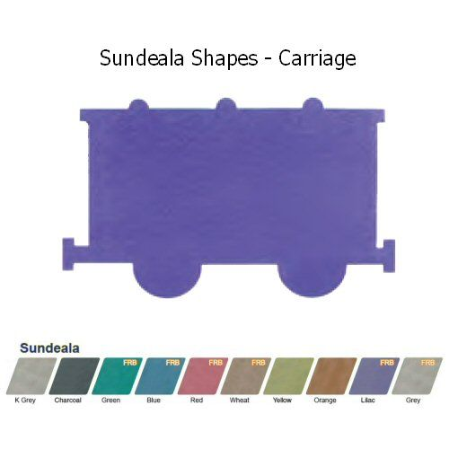 Sundeala Fun Shape Carriage
