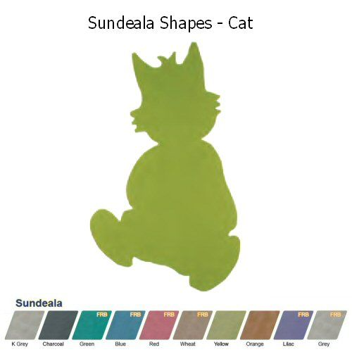 Sundeala Fun Shape Cat