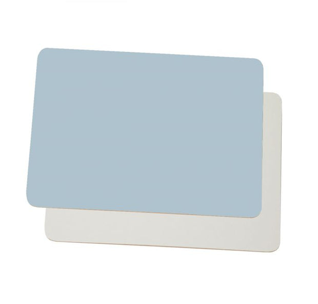 Dyslexia Friendly Colourwipe A4 Lap Boards Pastel Blue / Cream