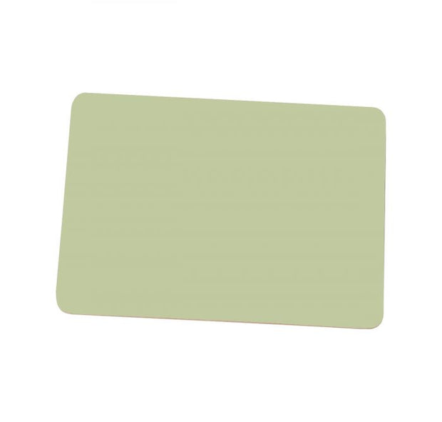 Dyslexia Friendly Colourwipe A4 Lap Boards Pastel green