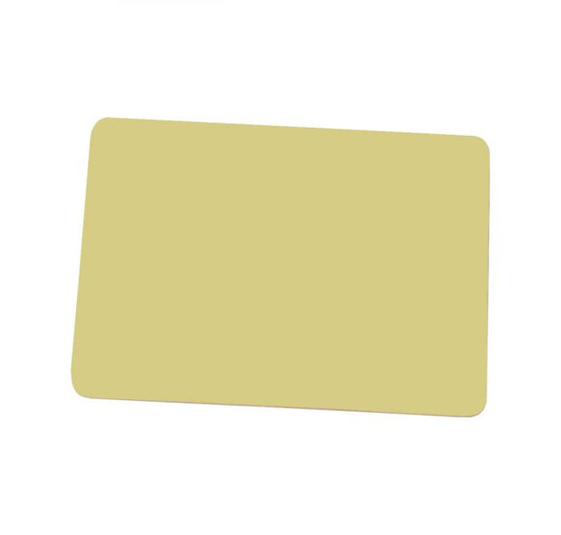 Dyslexia Friendly Colourwipe A4 Lap Boards Pastel yellow