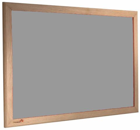 Wooden Framed Premier Felt Noticeboard