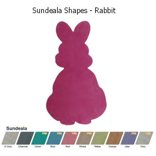 Sundeala Fun Shape Rabbit