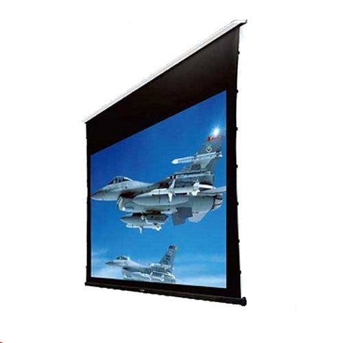 Sapphire Tab-Tensioned Recessed Ceiling Screen