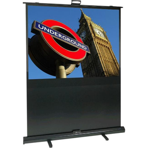 Sapphire Heavy Duty Mobile Pull Up Screen