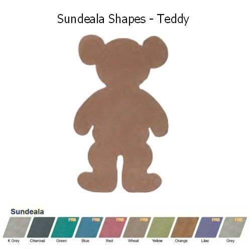 Sundeala Fun Shape Teddy Bear
