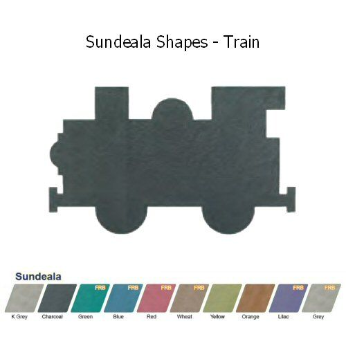 Sundeala Fun Shape Train Carriage