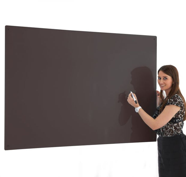 Write on Glass Whiteboards (Black)