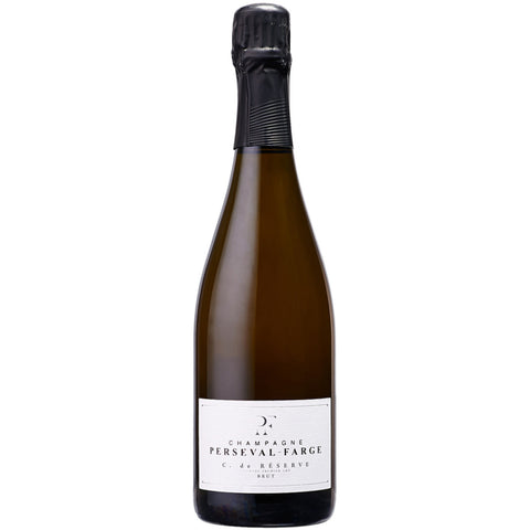 Pinot Brut, Domaine Perseval Farge, Champagne, Frankreich