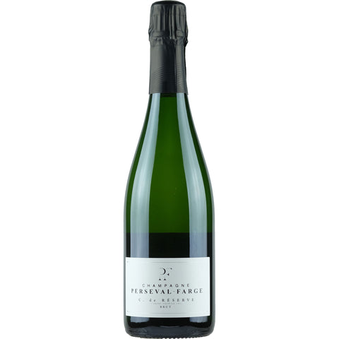 Brut Reserve, Domaine Perseval Farge, Champagne, Frankreich