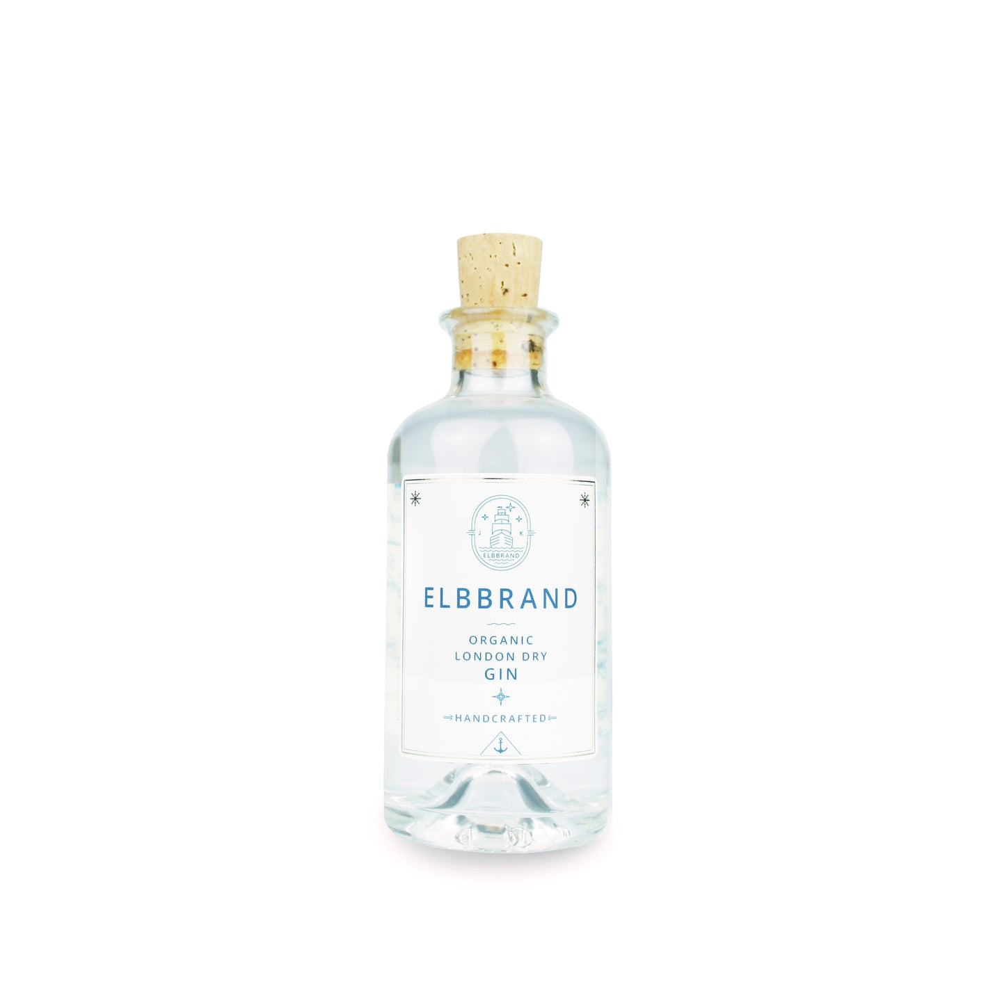 ELBBRAND LONDON DRY GIN – 200ML