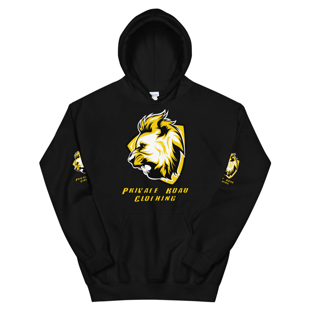 Unisex Premium Lion Hoodie #AnimalCollection