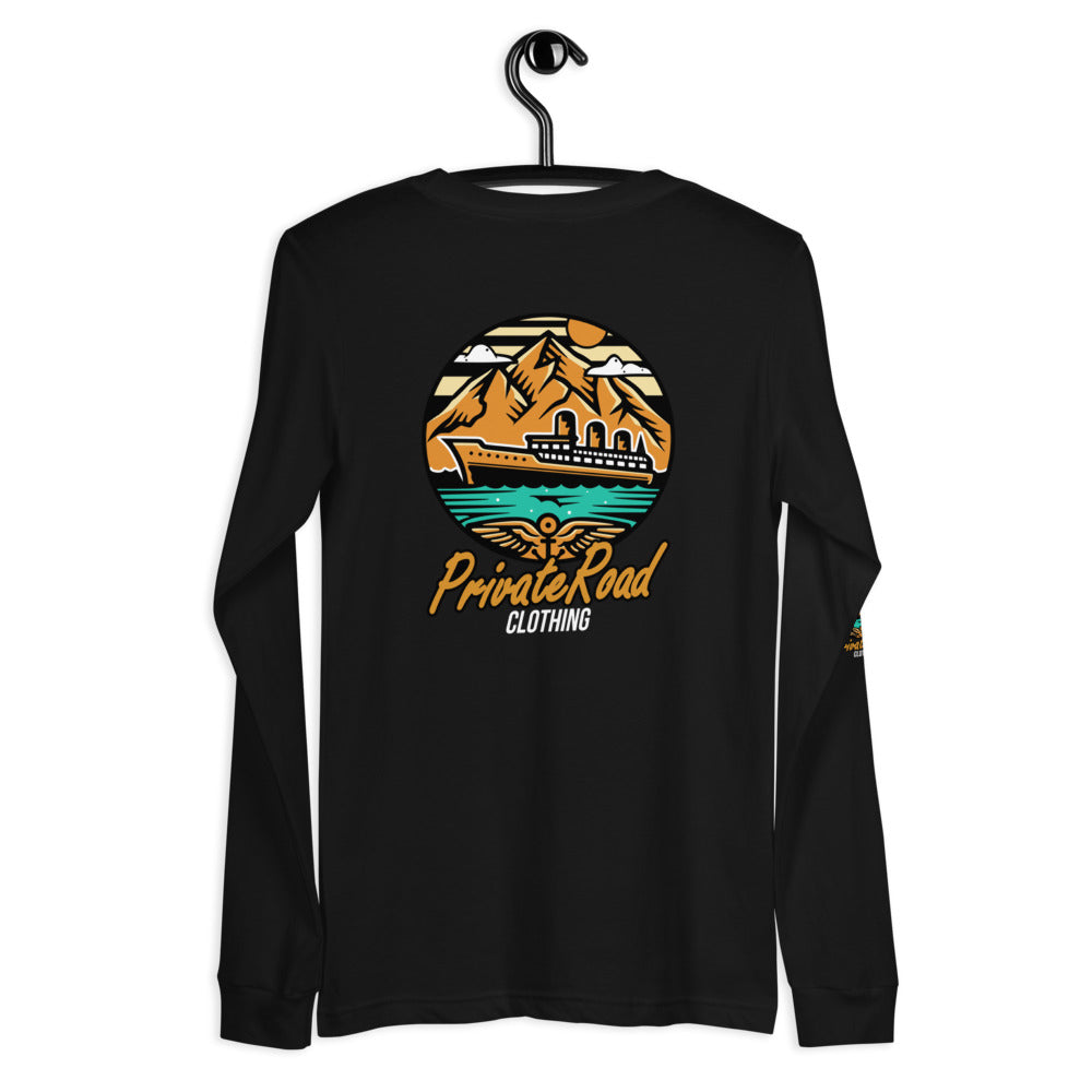 Unisex Long Sleeve Yacht Tee
