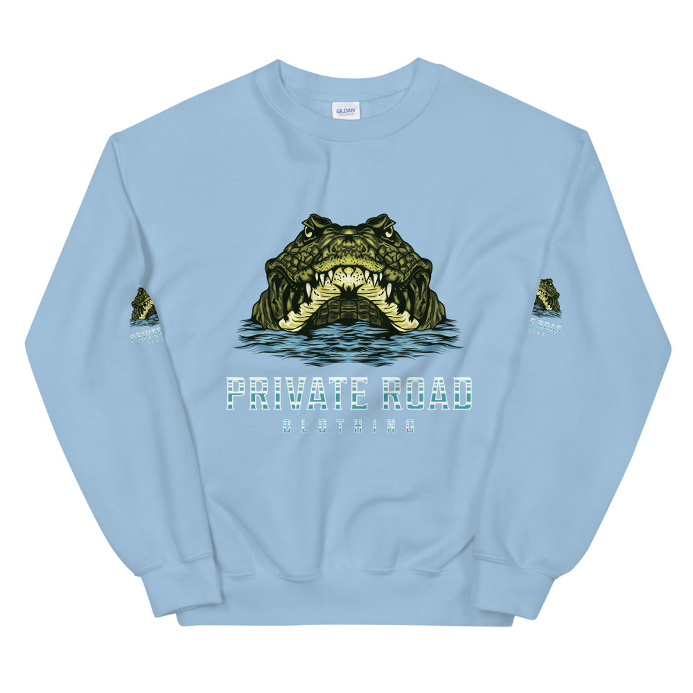 Crocodile #AnimalCollection Premium Unisex Sweatshirt