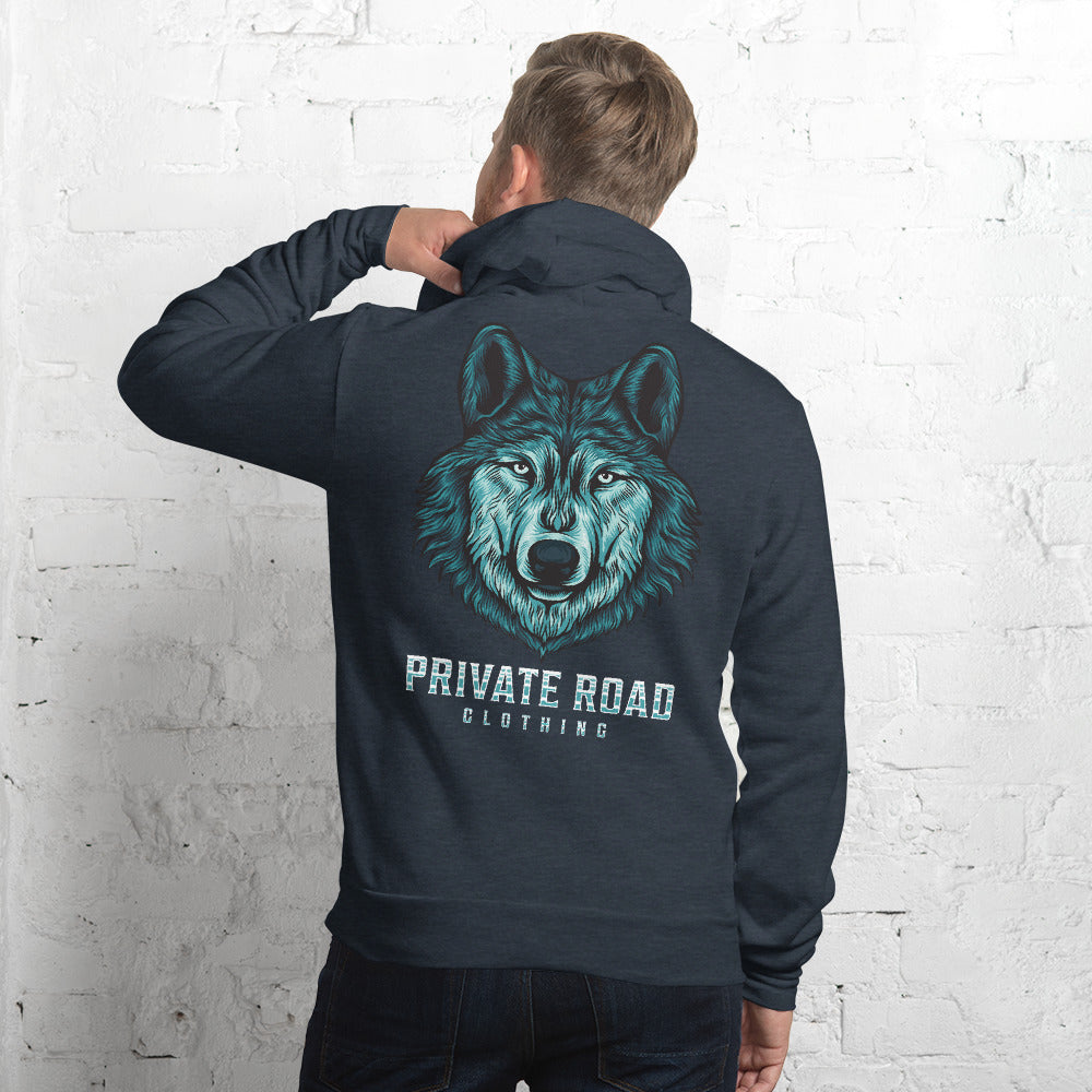 Wolf Premium Luxury Unisex Hoodie #AnimalCollection