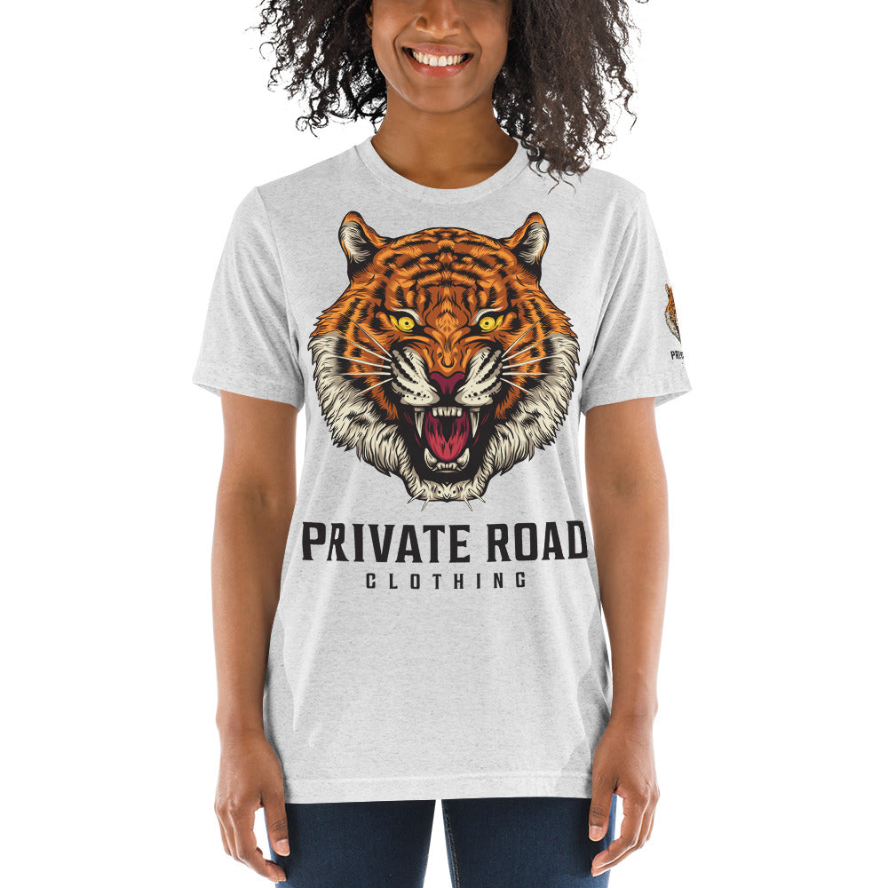 Short Sleeve Premium Luxury Tiger #AnimalCollection T-Shirt