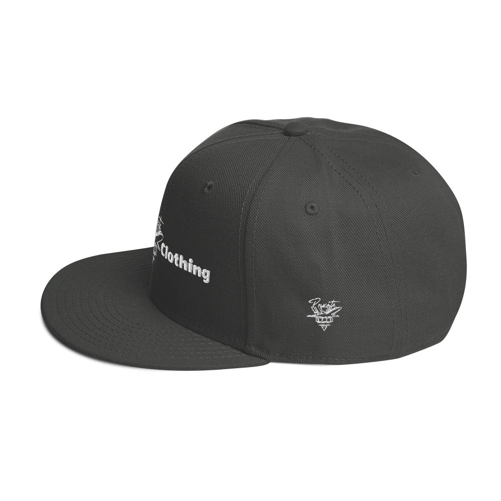 Private Jet Snapback Hat