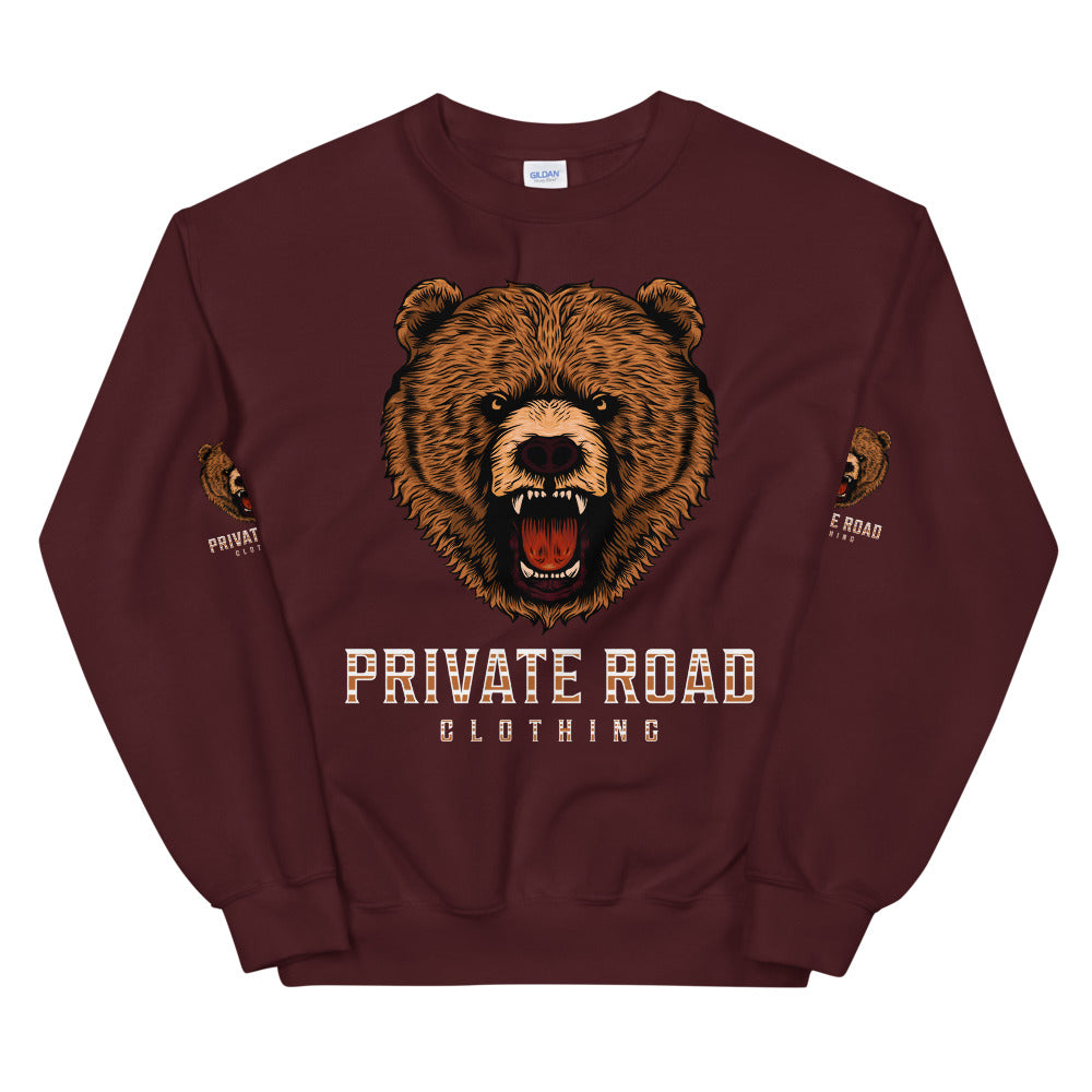 Premium Bear Animal Collection Unisex Sweatshirt