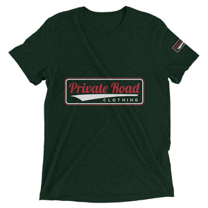 Premium Private Road Short Sleeve Unisex T-Shirt