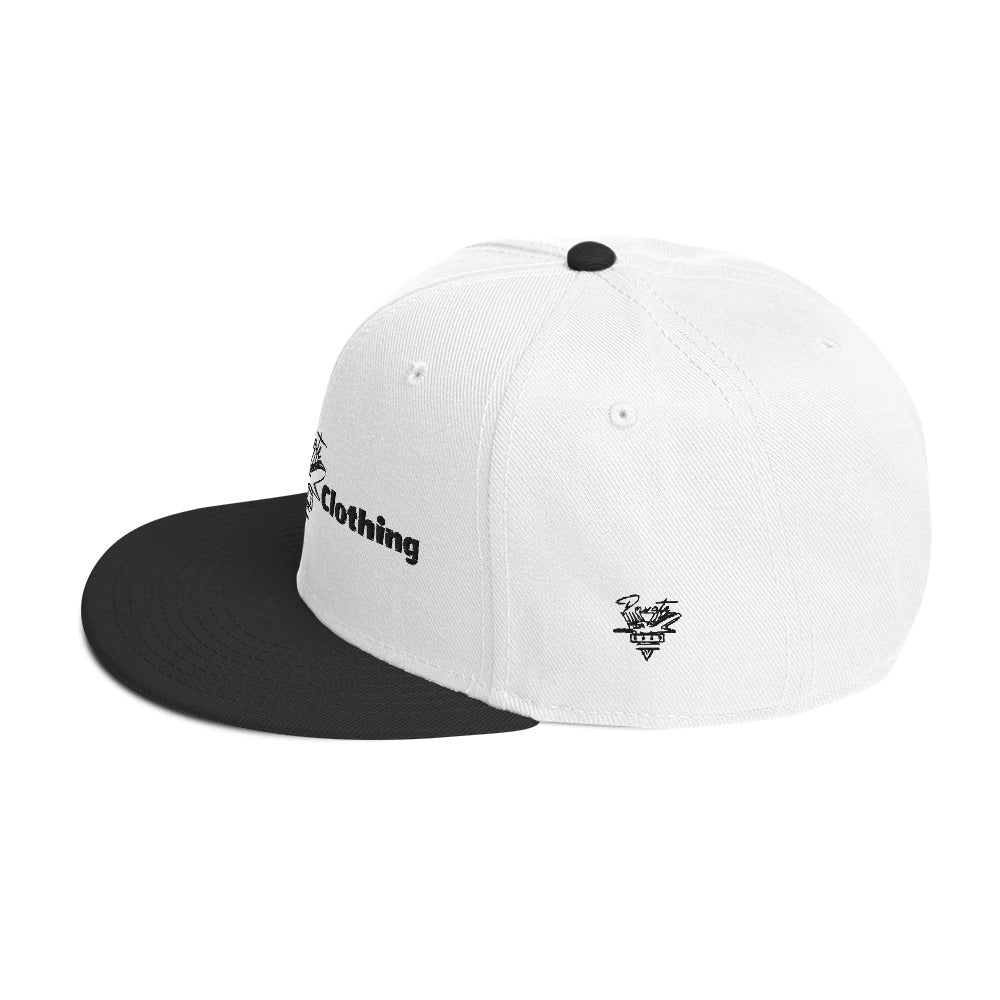 Private Plane Snapback Hat