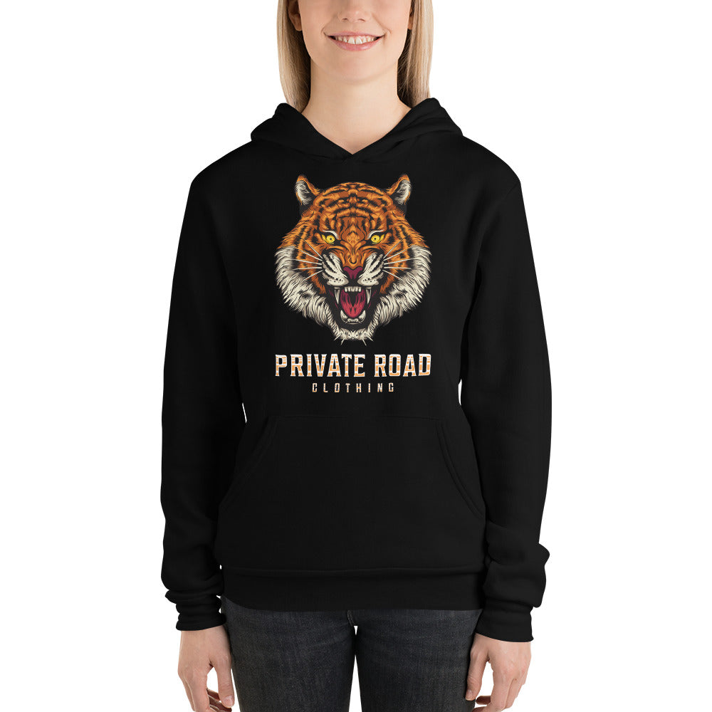 Premium Tiger #AnimalCollection Unisex Luxury Hoodie