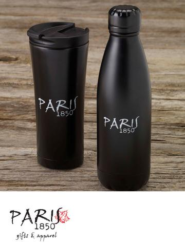 Paris 1850 - Stainless Steel Water Bottle