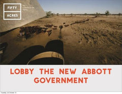 Lobby the Government